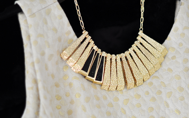 kara ross necklace