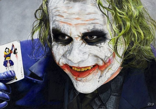 01-Heath-Ledger-The-Joker-Corinne-Vuillemin-WIP-Color-Drawings-of-Actors-and-Animals-www-designstack-co