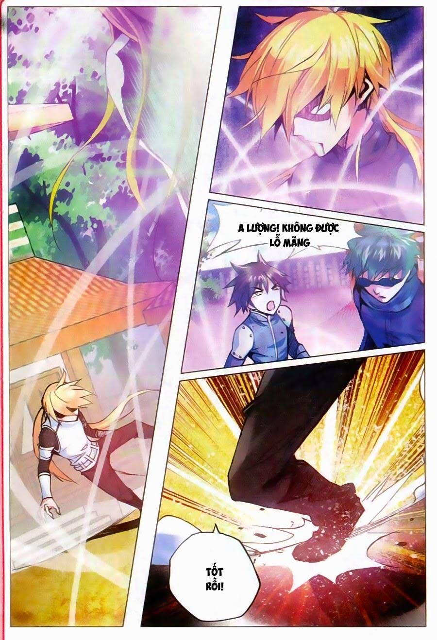a3manga.com thánh đường chap 16