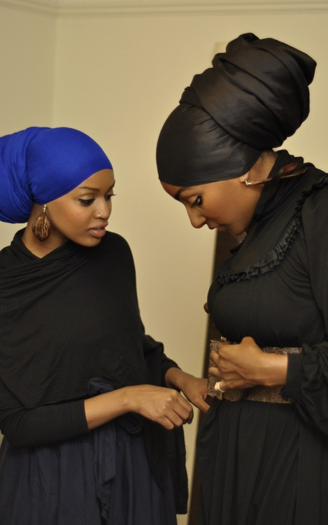 HEAD WRAPS: GREAT INSPIRATION FOR OUR MUSLIM SISTERS
