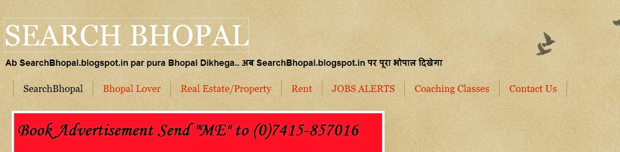 SEARCH BHOPAL