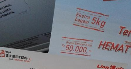 Ticket lion air promo
