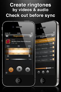 Ringtone Star - Create ringtones from music and videos IPA 1.8