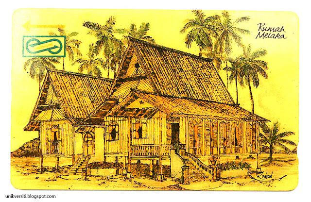 kad uniphone - Rumah Melaka