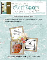 March - April 2018 Issue of Through the Craft Room Door is available