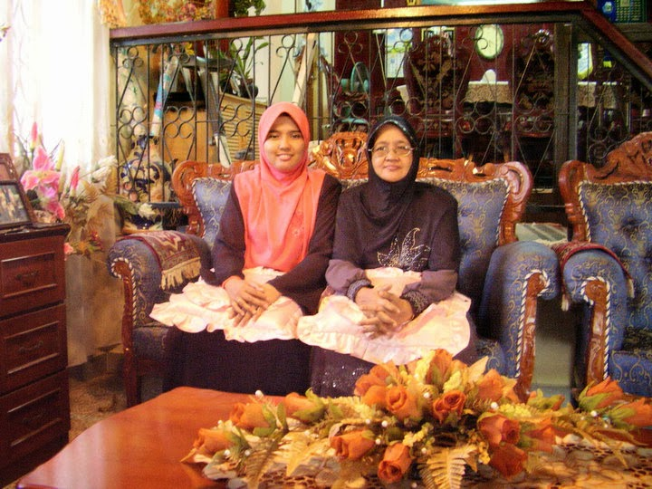 PERLIS : WITH MUM @ PAK NGAH ABU BAKAR HOUSE