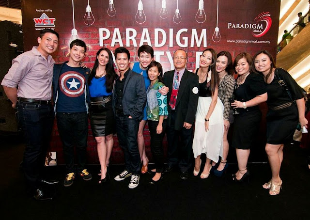 Paradigm Mall Spring Summer 2013 Fashion Week, VIP