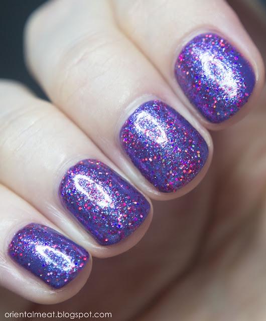 nail polish by orly