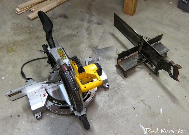 compare miter saws