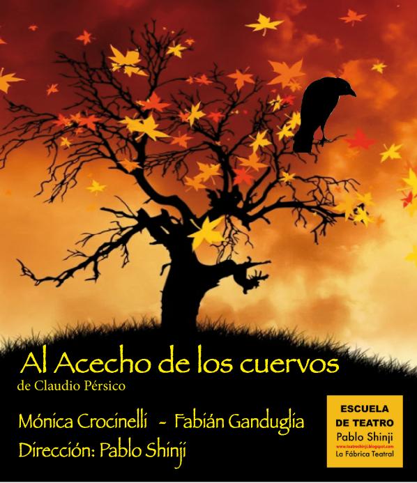 """Muestra 2016 """"Al acecho de los cuervos"""" de Claudio Persico"""