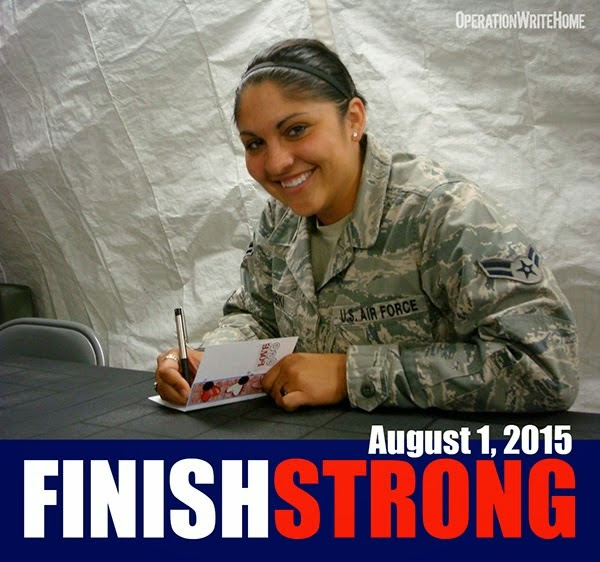 OWH's Finish Strong Campaign