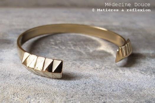 Bracelet folk géométrique graphique Medecine douce legend