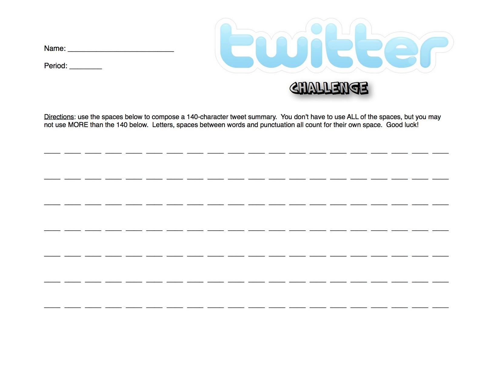 mrs mooney s teaching world twitter challenge