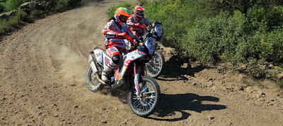 El Rally Dakar 2016 llega a Argentina y Bolivia