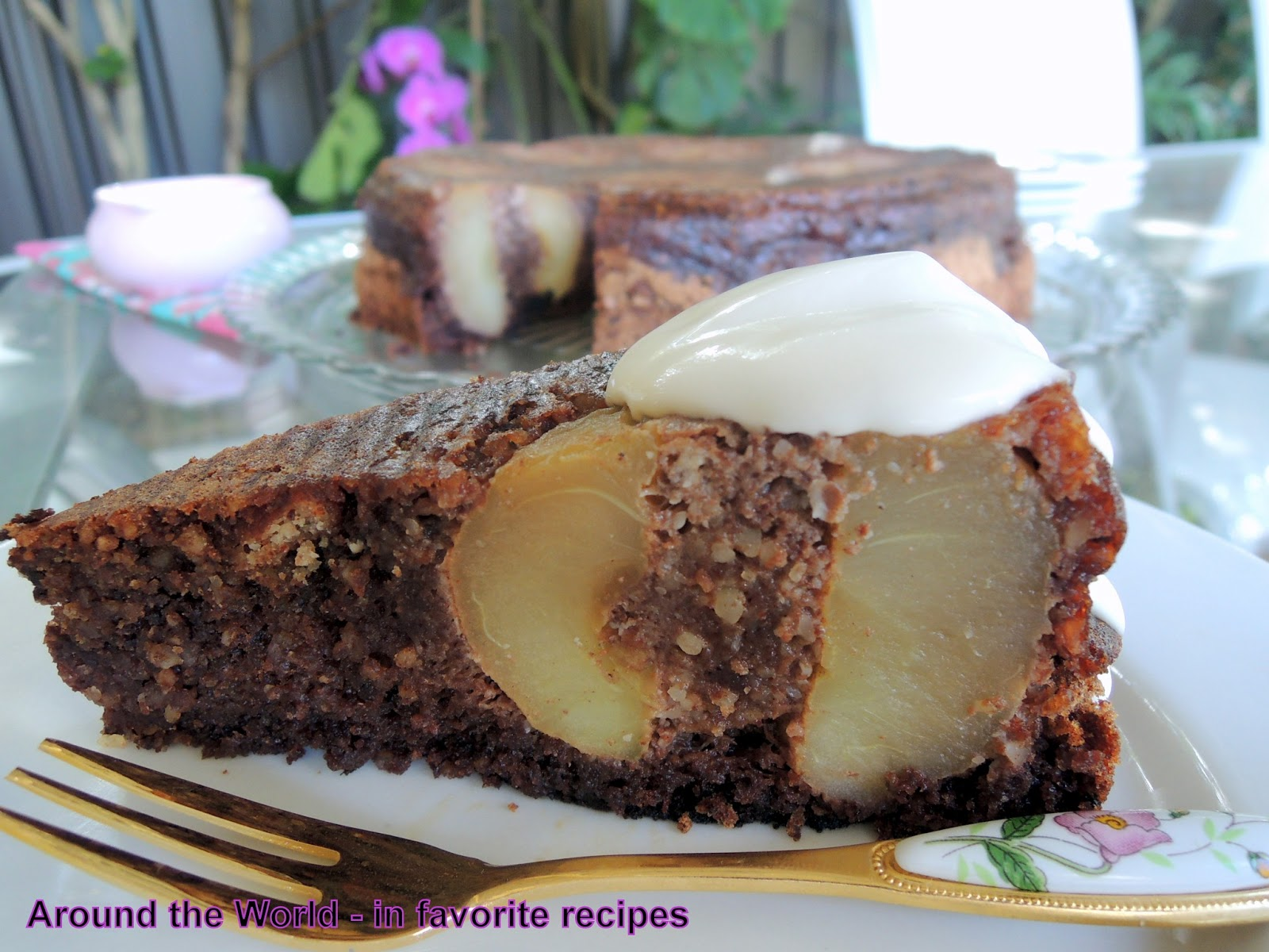 ... World - in favorite recipes: Tea cakes, Pies, Tarts and Sweet breads