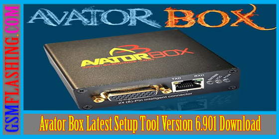 Avator Box ( Full Setup) v6.305 With Driver Free Free Download