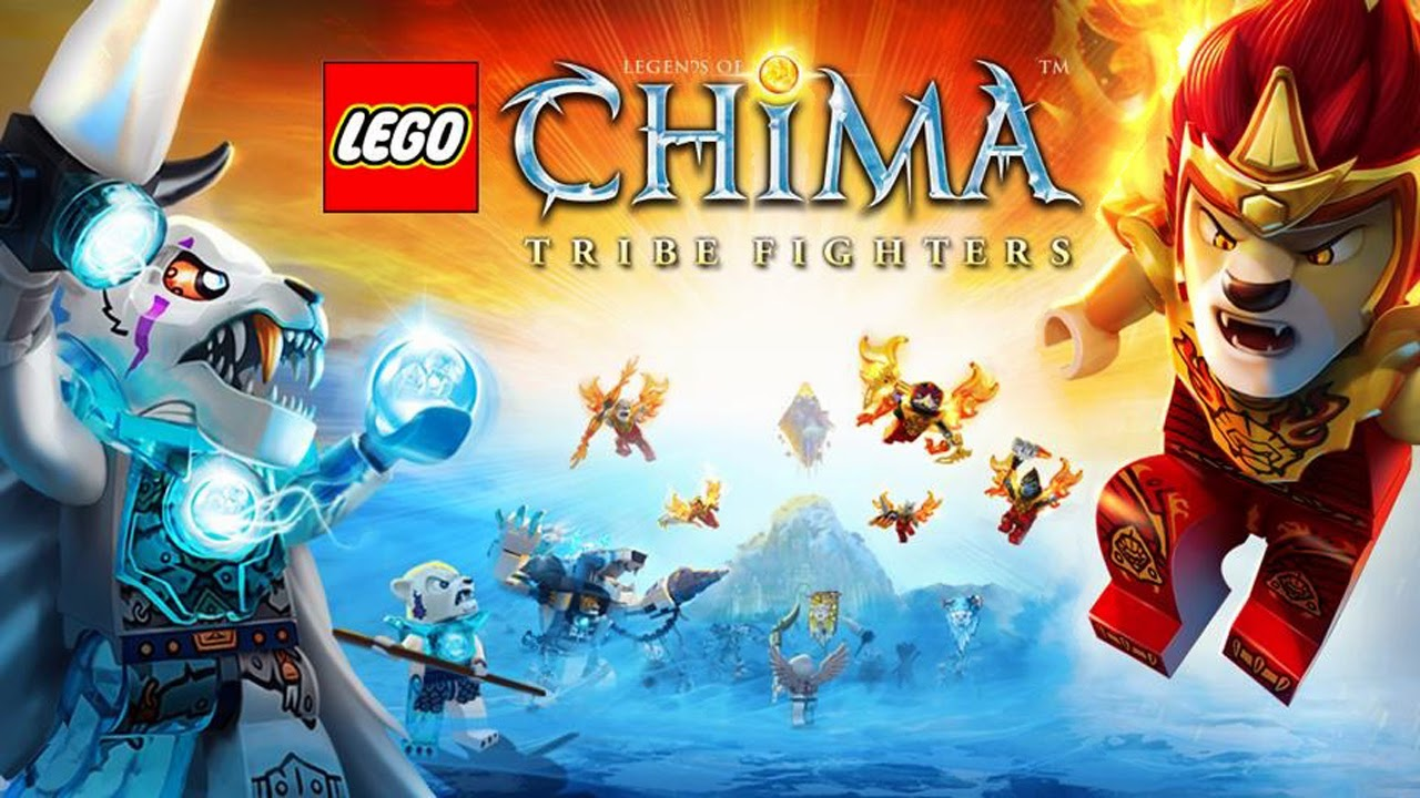 LEGO® Chima: Tribe Fighters Gameplay IOS / Android