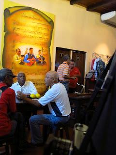 Santiago de Cuba rum bar