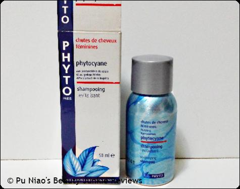 Phyto Phytocyane Revitalizing Shampoo