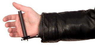 Camera Stabilizer Arm Brace Compact Enough to Fit Inside Loose Fit Jacket