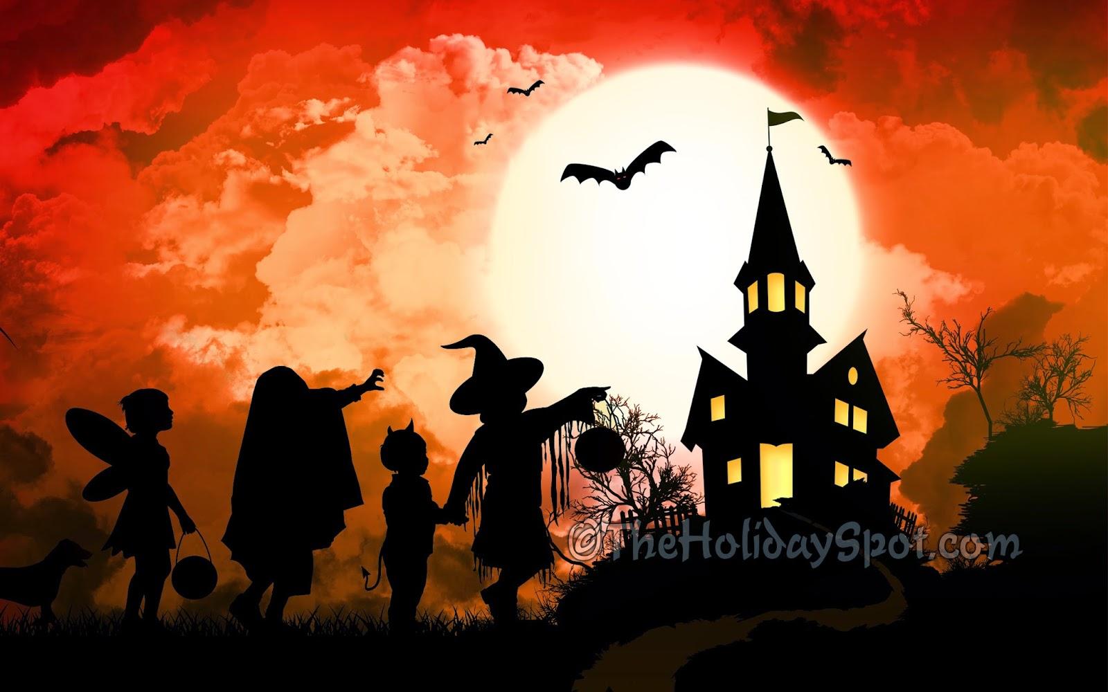 happy halloween Scary desktop wallpapers
