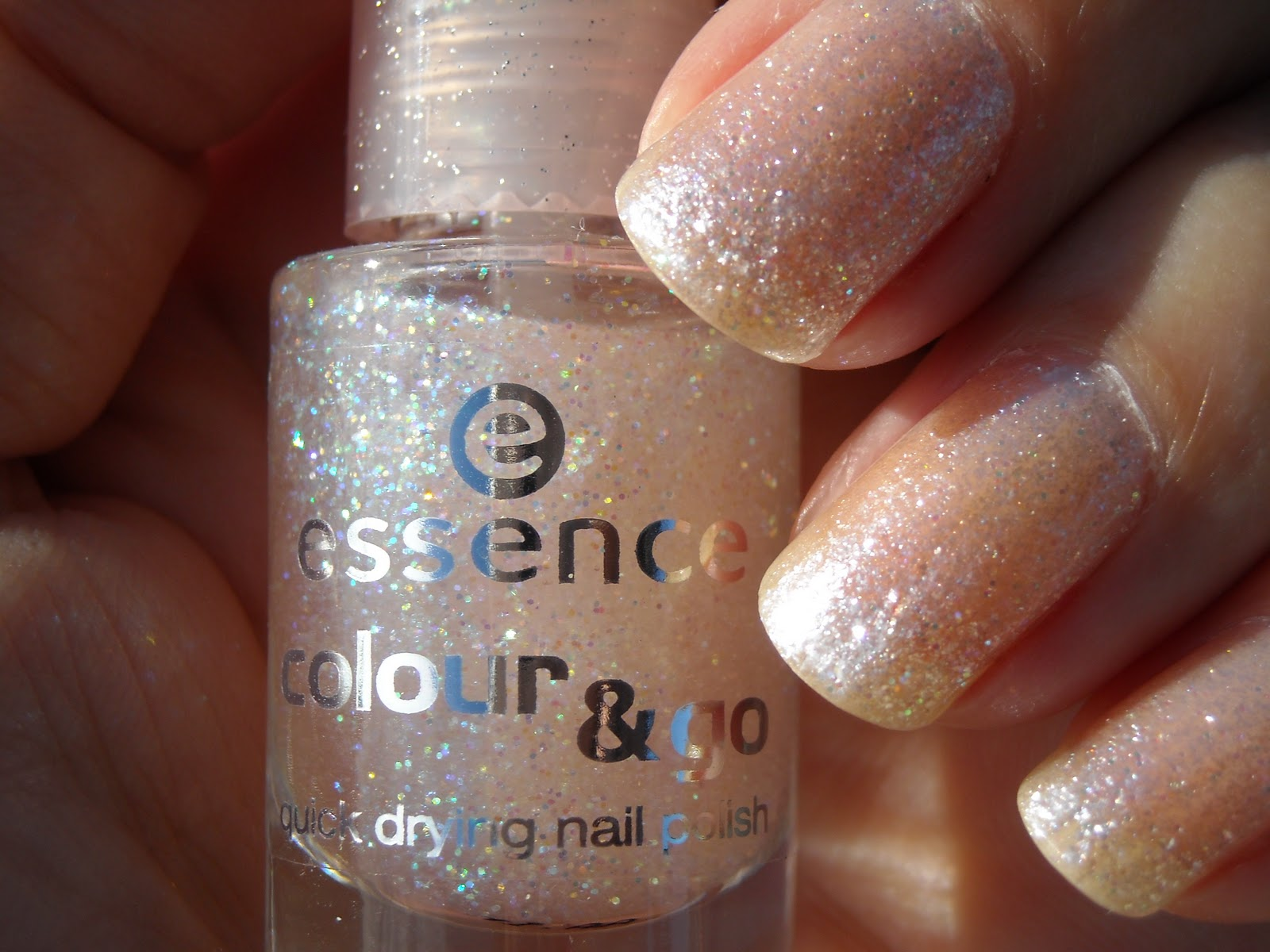 Essence Nail Polish Space Queen | Splendid Wedding Company