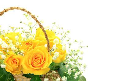 Escribe un poema en este arreglo floral de rosas amarillas - Flores mensajes personalizar