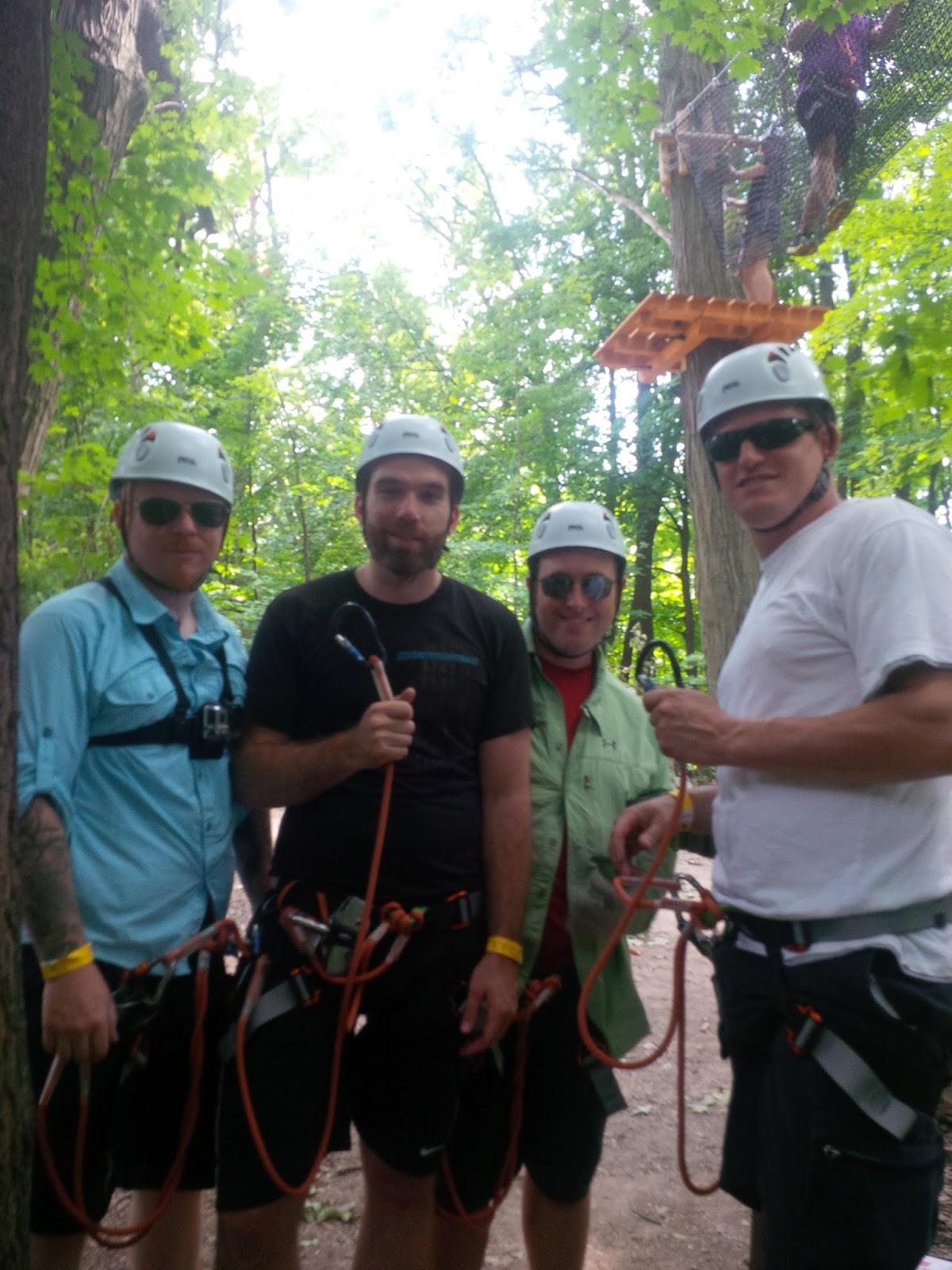 Treetop Trekking Brampton 1
