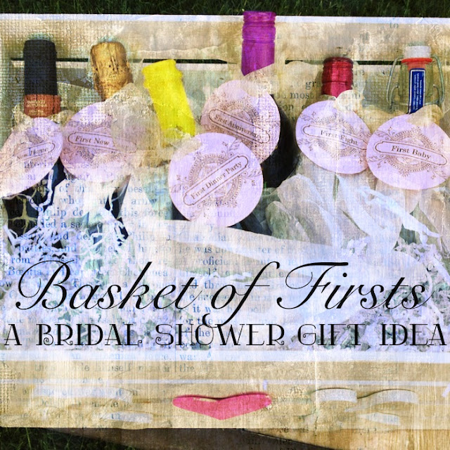 Cheap Bridal Shower Gift Basket Ideas : in the last 3 years i have been in 3 weddings as a bridesmaid 3 ...