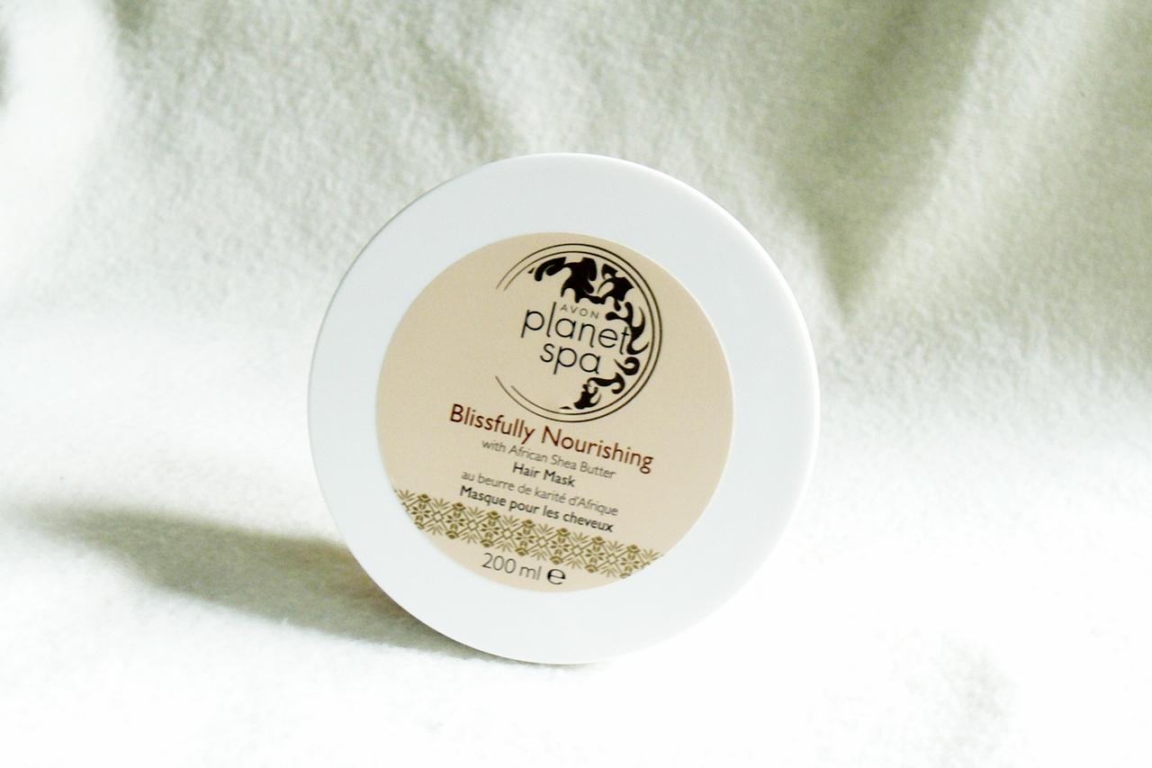 Odżywcza maska do włosów - Blissfully Nourishing, Hair Mask