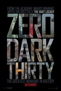 sinopsis film zero dark thirty akhir tahun 2012