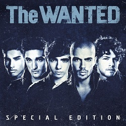 Baixar CD cover 2 The Wanted   The Wanted EP 2012