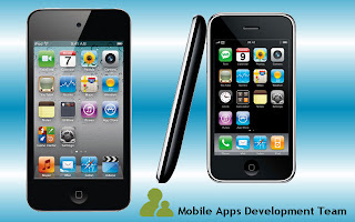 iPhone app development services at Mobile Apps Development Team