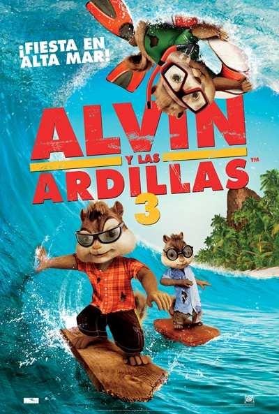 Alvin y Las Ardillas 3 2011 DVDRip Español Latino Descargar 1 Link