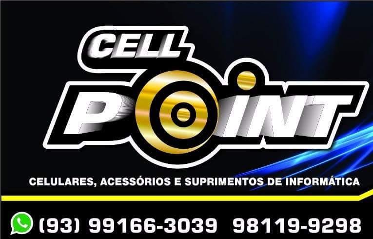 Cell Point, celulares, acessórios e suprimento de informatica