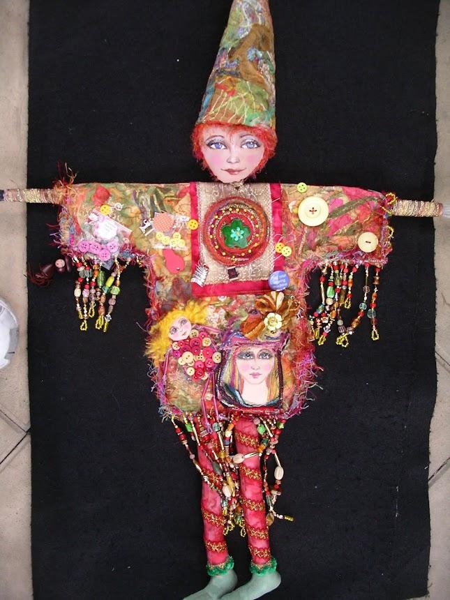 Latest Art Doll