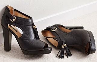H&M primavera 2014 sandalias piel