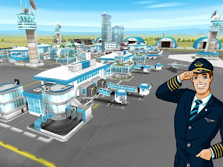 KLM airplane game: Aviation Empire has released for iPhone & iPad and soon for Android! An amazing game especially if you airplanes! Game is free.