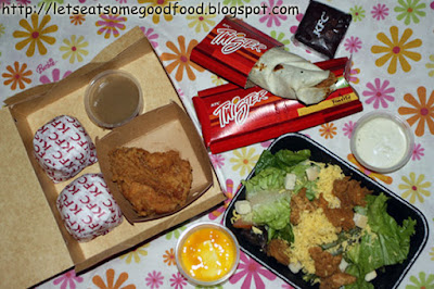KFC+9911 - Good Food Midnight Snack - KFC