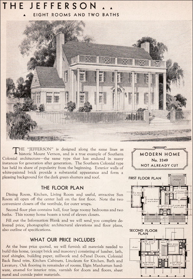 Princess anne county a business plan for sears for Catalog houses