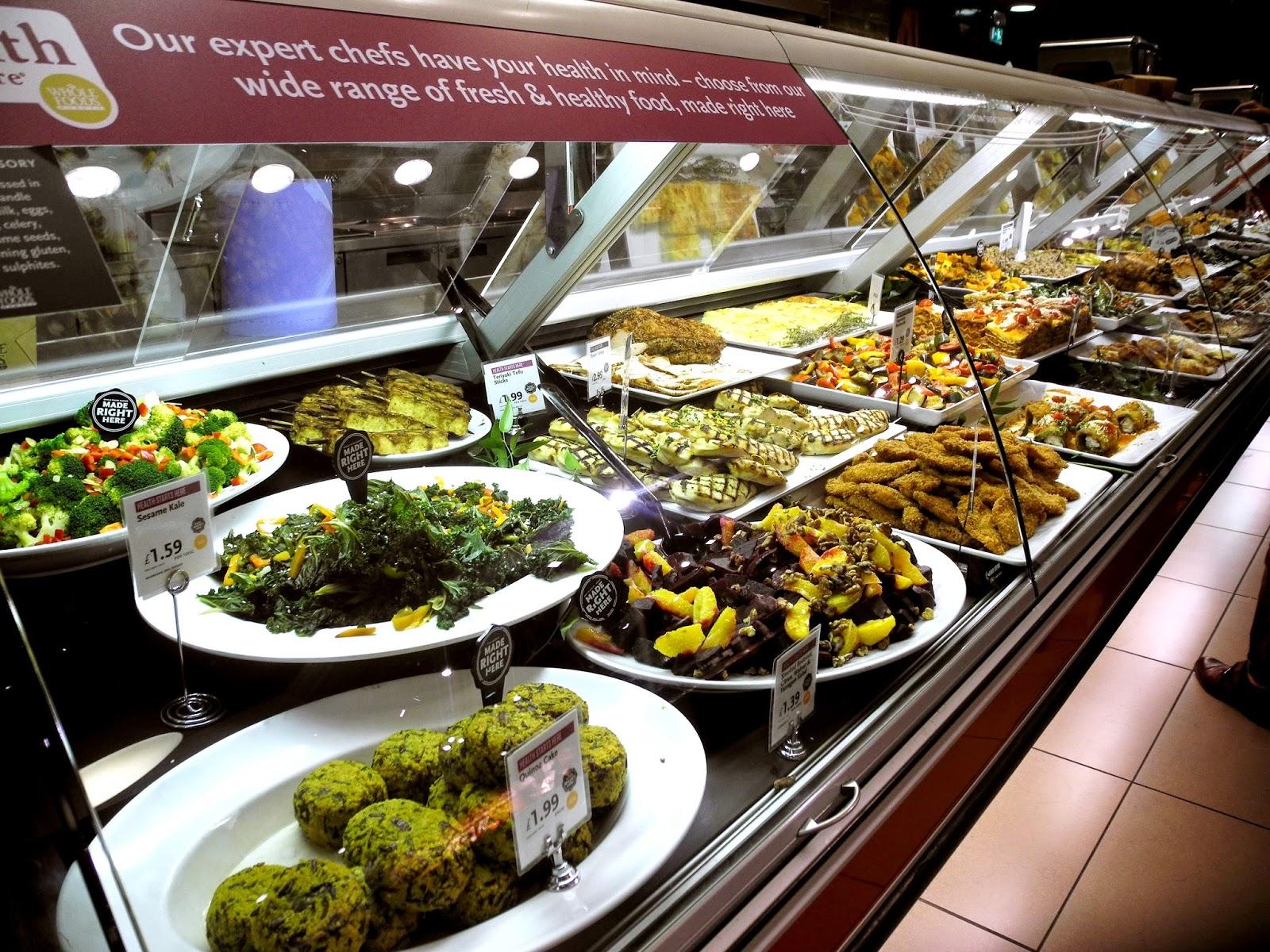 Whole Foods Buffet Hacks