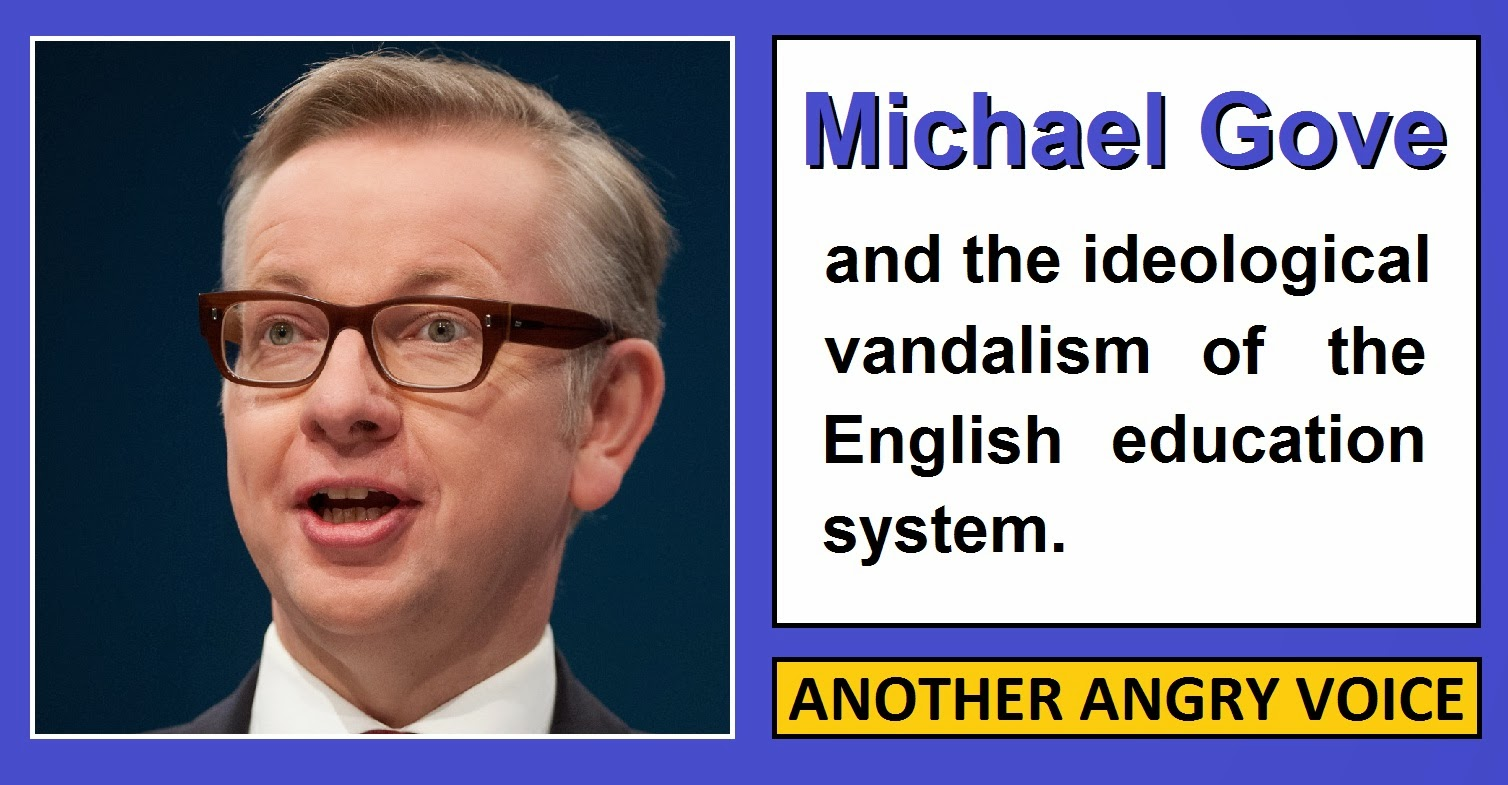 Gove+school+privatisation+AAV+header michael gove's ideological vandalism of the education system