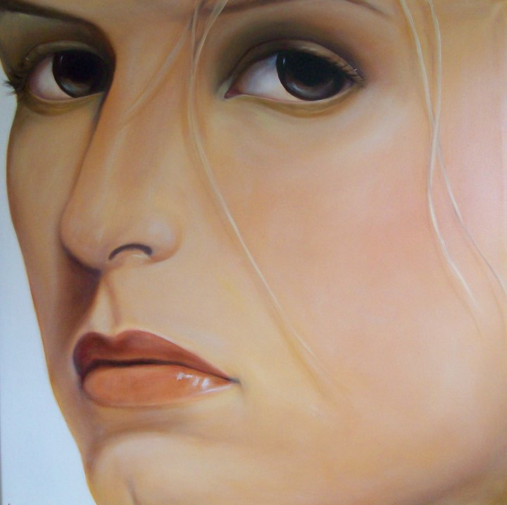 Ans Schumacher 1941 | Hollandaise Portrait painter