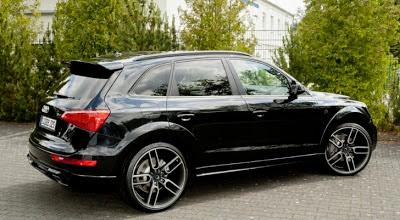 Audi SQ5 TDI Gets B&B Boost to 395 Hp