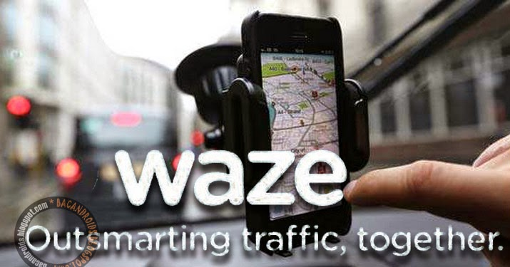 Aplikasi Waze untuk Hindari jalan yang Macet