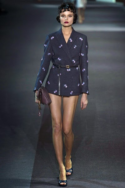 Louis Vuitton AW 2013 Blazer