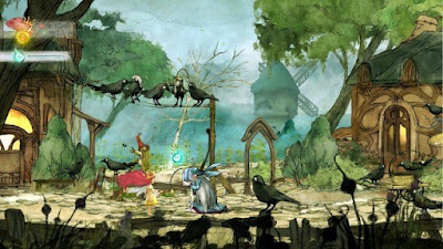 Child of Light Gameplay for windows PC