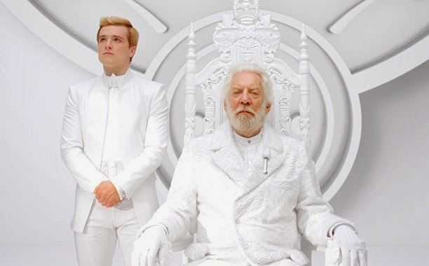 The Hunger Games: Mockingjay Part 1 Teaser Trailer