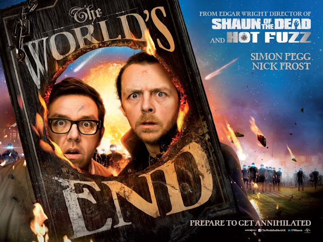 The World's End - Frost & Pegg | A Constantly Racing Mind