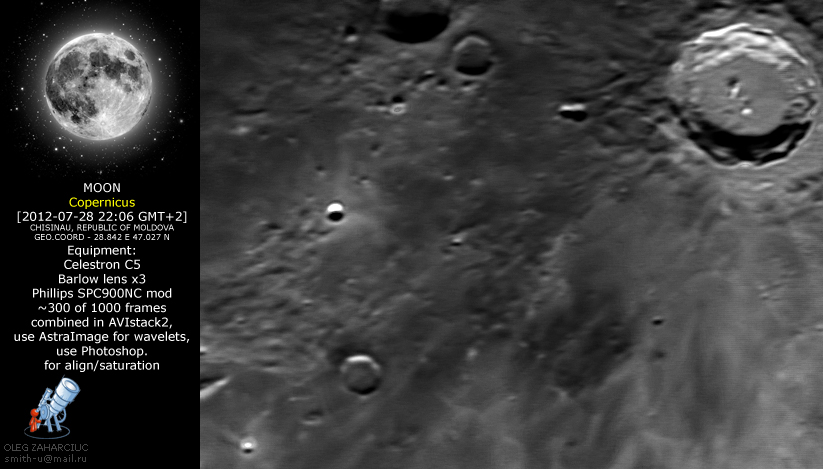 Crater copernicus dating ariane hacked